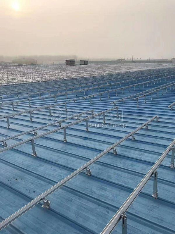 Flat Roof Mounting System supplier